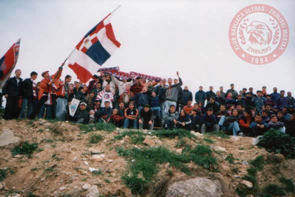 Brotnjo-Zrinjski proljeće 1998 sl