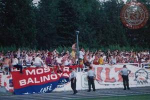 Zrinjski-Vastra Frolunda 25.06.2000. sl